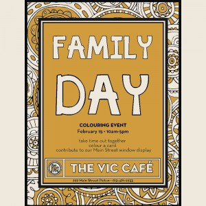 family day colouring copy